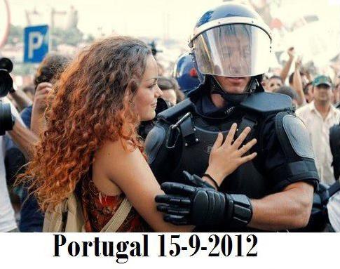 Policia Portugal