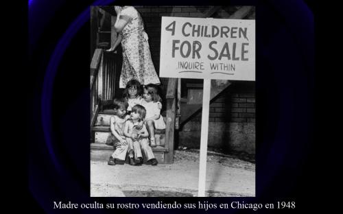 venta de hijos