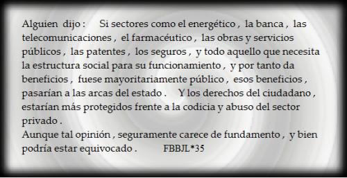 Sectores estrategicos FBBJL